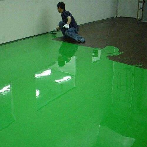 工厂地面漆价格是多少