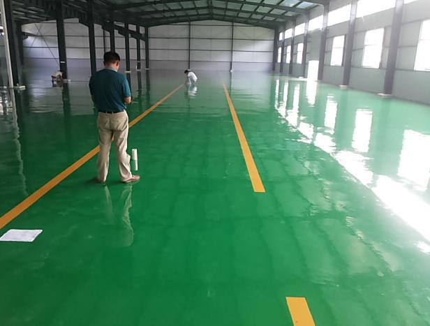 厂房地面为什么要做工业地坪漆
