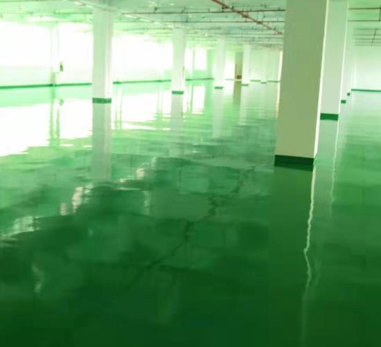 耐磨地坪漆价格是多少钱一平方米?