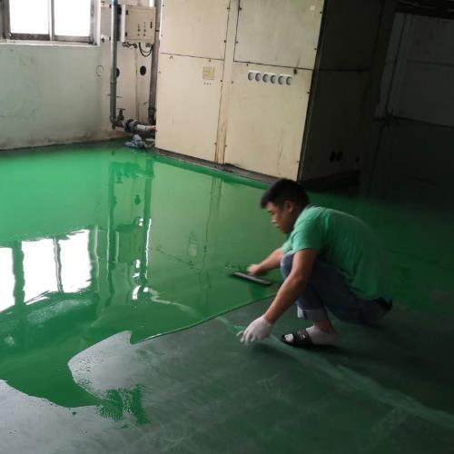 地坪漆施工中涂装的几大要素