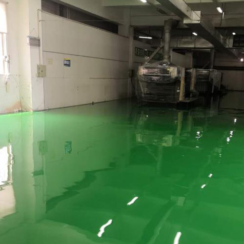 环氧地坪漆是环保的吗?
