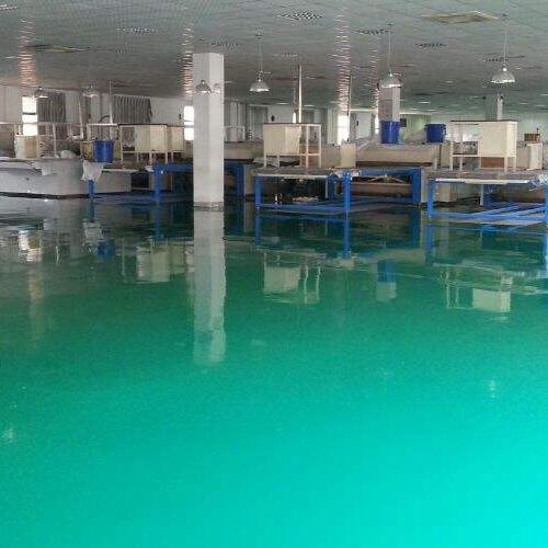 环氧树脂材料上升导致地坪漆价格提高