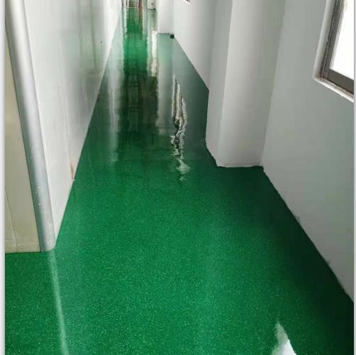 耐磨地坪漆施工包材料价格是多少钱