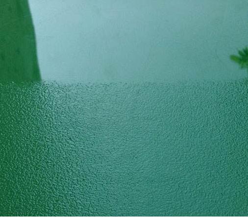 地坪漆固化过慢的原因